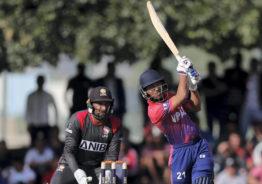 नेपालले जित्यो पहिलो टी-२० क्रिकेट सिरिज, अन्तिम खेलमा यूएई १४ रनले पराजित