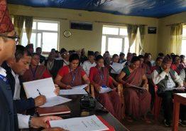 इस्मा गाउँपालिकाद्धारा नीति कार्यक्रम प्रस्तुत