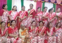काठमाडौंका रिडि वाले चेलिहरु पनि जुटे माइती देशको पिडामा मल्हम लगाउन।