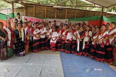 बिबिध कार्यक्रम गरि रिडिमा जनजाती दिवस मनाइयो।